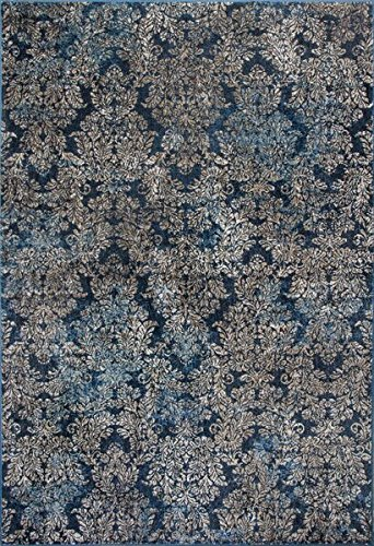 KAS Oriental Rugs Provence Collection Damask Area Rug, 2'2