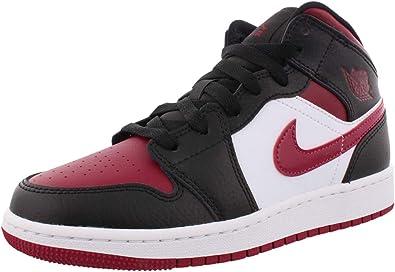 Jordan Air 1 Mid GS Boys Shoes