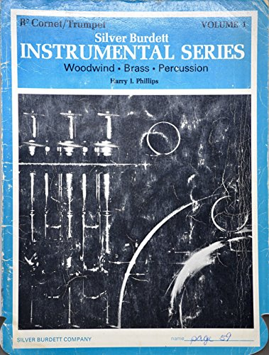 1968 - Silver Burdett Instrumental Series - Vol. 1