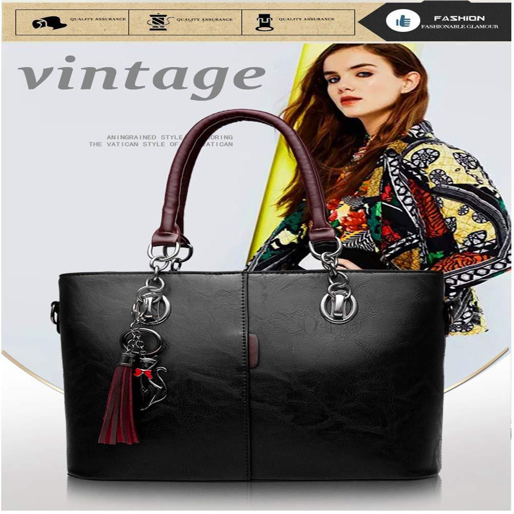 38fd358c2a2ab WERERFG Luxus Handtaschen Frauen Tasche Designer 2018 Große Damen Handtasche  Für Frauen Feste Schultertasche Outlet Europa Leder Handtasche  Amazon.de   ...