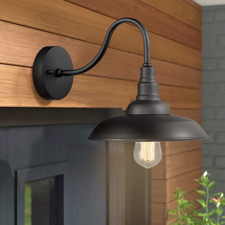Amazon.com: Emliviar 523 - Lámpara de granero para ...