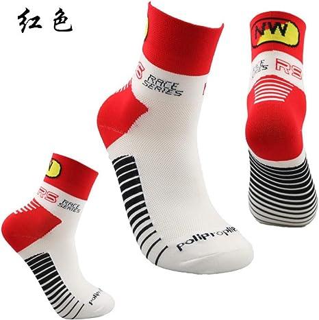 XIAOOX Calcetines Calcetines de Ciclismo para Hombre nuevos ...