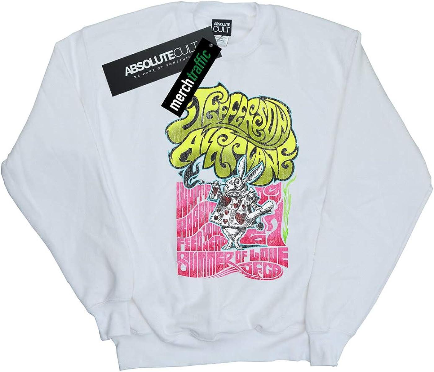 Jefferson Airplane Girls Summer of Love Sweatshirt