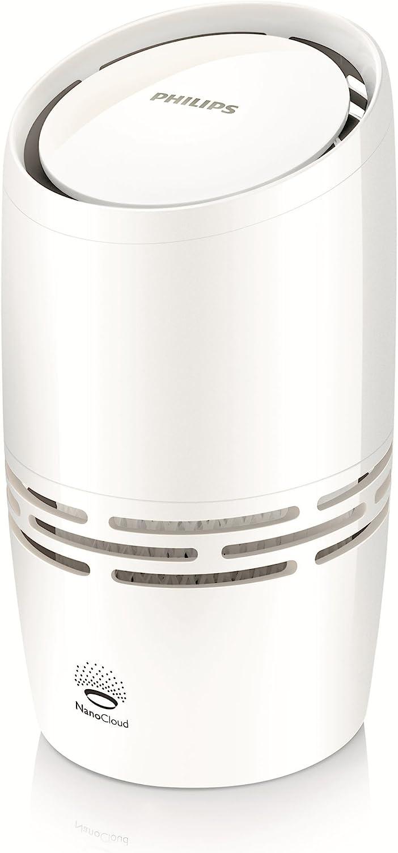 Philips HU4706/11 – Humidificador con Tecnología NanoCloud de eVaporación Inteligente y Control Automático, Hasta 15 m²