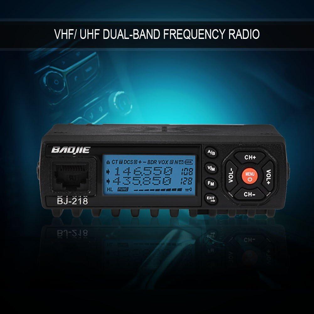 antenna mobile per auto presa maschio per NL-350 UHF//VHF ricevitore radio AM//FM adattatore UHF//Pl259 anti-interferenze Antenna per auto bianco Vbestlife
