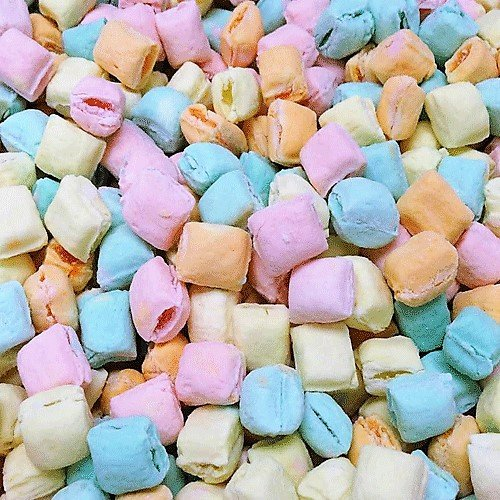 Richardson Pastel Filled Assorted Soft Mints, Jelly Cente...