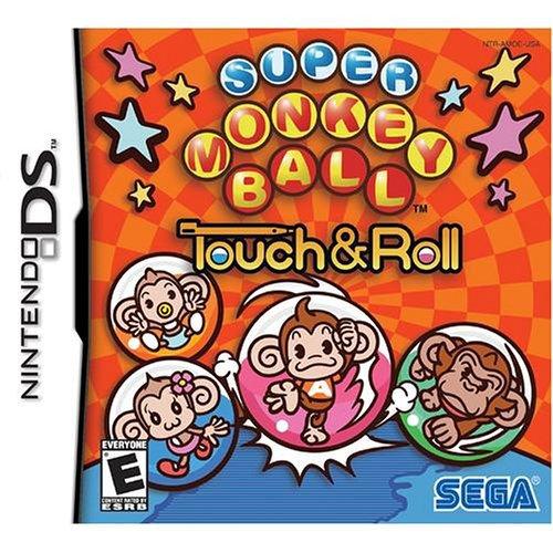 Super Monkey Ball Touch & Roll - Nintendo DS