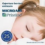 Microair Pristine Zero Copricuscino Barriera Antiacaro standard cm 50x80