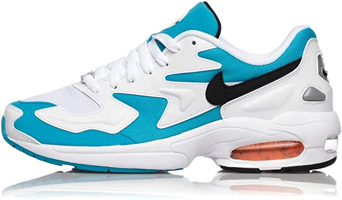 India Desenmarañar Insustituible  NIKE Air Max2 Light, Zapatillas de Atletismo Hombre: Amazon.es: Zapatos y  complementos