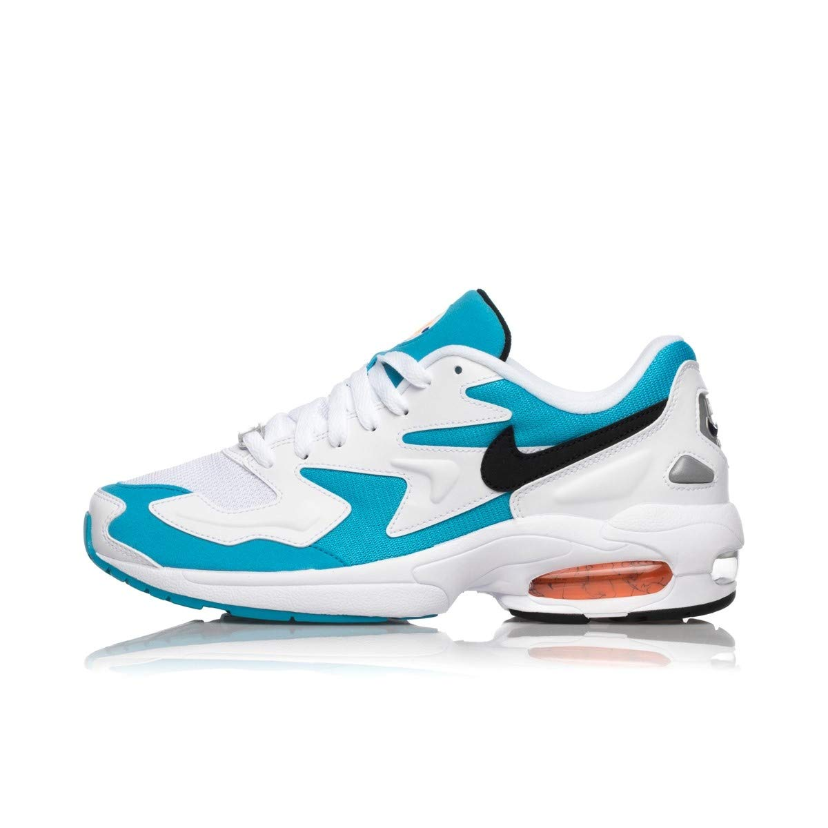Nike Herren Air Max2 Light Leichtathletikschuhe blau
