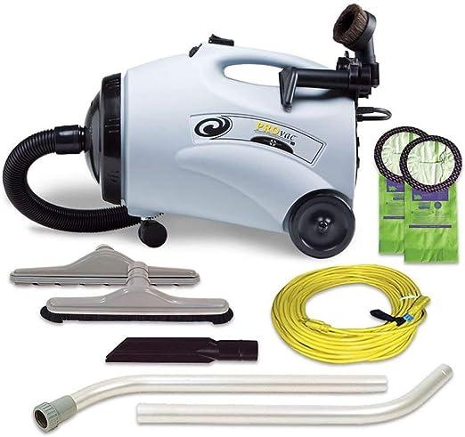 ProTeam ProVac FS 6 Commercial - Aspiradora para mochila con kit de herramientas (encarecida): Amazon.es: Hogar
