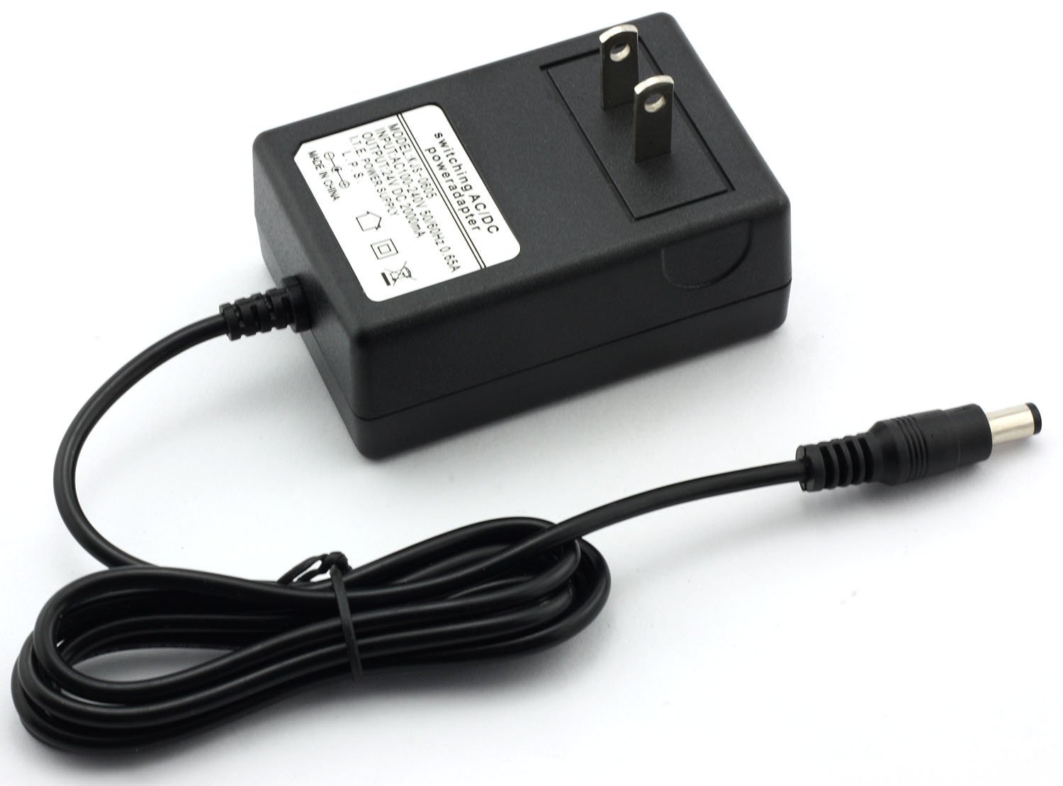 E Outstanding 24v 2a Dc Power Supply Adapter 100 240v Ac 24vacto24vdcsupplyjpg To Transformer Home Audio Theater