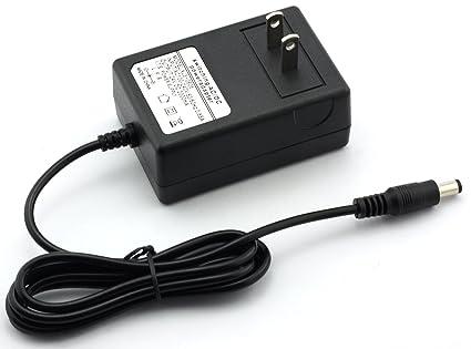 E-outstanding 24V 2A DC Power Supply Adapter 100-240V AC to 24V DC Power  Transformer