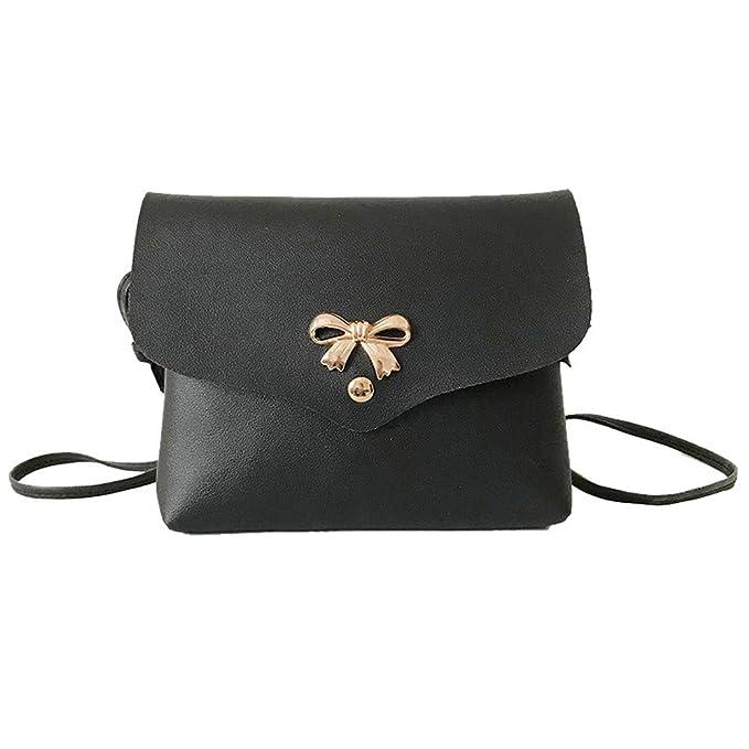 Rovinci - Mini bolso de piel para mujer, estilo retro, con ...