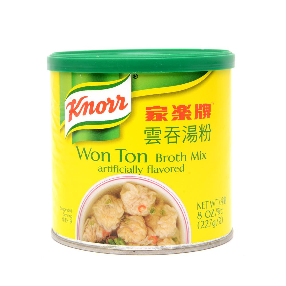 knorr wonton soup mix 8 ounce packaged. Black Bedroom Furniture Sets. Home Design Ideas