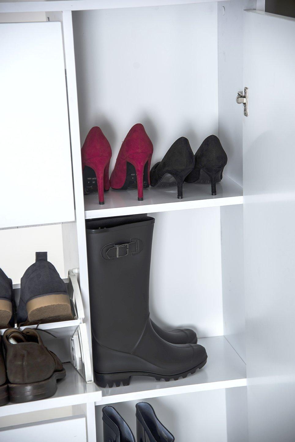 Organizador de calzado para zapatos, calzado con tacón y botas