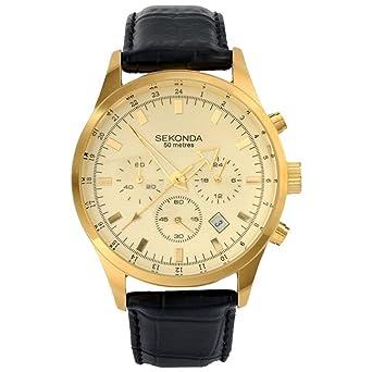 9cf64a511a22 Sekonda 3321 Gents Chronograph Watch: Amazon.co.uk: Watches