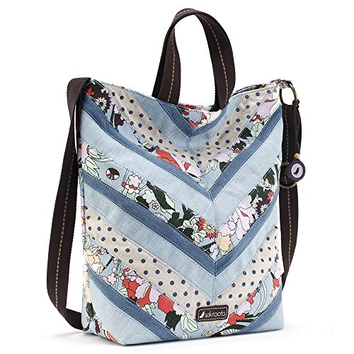 sakroots-artist-circle-campus-tote-sky-blue-flower-power