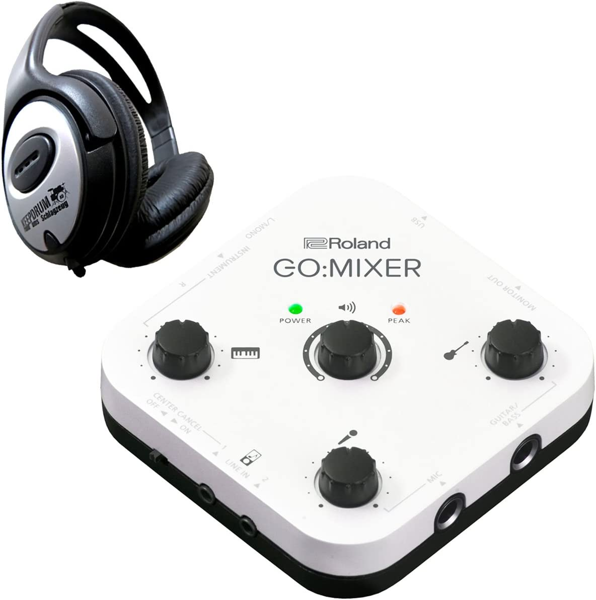 Roland Go: Licuadora Audio Interface para smartphones + ...