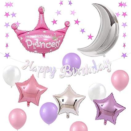 "Disney Cinderella 18/"" Foil Mylar Balloons 10x Birthday Party Theme Decoration"