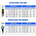 COPOZZ Ding Skin, Men Women Youth Thin Wetsuit Rash Guard- Full Body UV Protection - for Diving Snorkeling Surfing Spearfishing Sport Skin