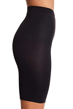 afe29258ff87e4 Star Power By Spanx Backdrop Black Open-Weave Shaping Tights A Step Up -  2161