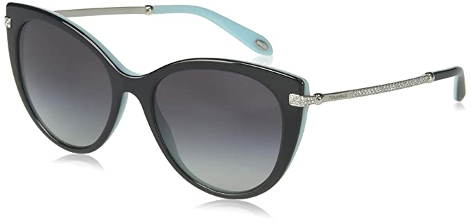 Tiffany & Co. 0TY4143B 80553C 55 Gafas de sol, Negro (Black ...