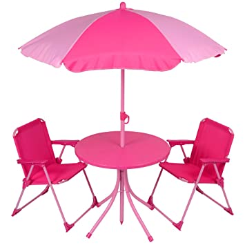 Picturesque Kids Pc Garden Patio Furniture Set Pink Table Parasol Folding  With Lovable Kids Pc Garden Patio Furniture Set Pink Table Parasol Folding Camping  Chairs With Divine Garden Dividers Screens Also Haskins Garden Centre Furniture In Addition Garden Sustainability And Rosemoor Gardens Appleton As Well As Kids Garden Huts Additionally Pizza Express Covent Garden From Amazoncouk With   Lovable Kids Pc Garden Patio Furniture Set Pink Table Parasol Folding  With Divine Kids Pc Garden Patio Furniture Set Pink Table Parasol Folding Camping  Chairs And Picturesque Garden Dividers Screens Also Haskins Garden Centre Furniture In Addition Garden Sustainability From Amazoncouk