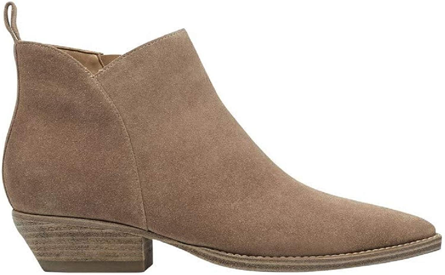 Pointy Toe Bootie, Tan