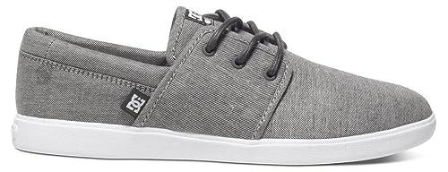 DC Shoes Dc Herren Schuhe Haven Tx Se - Zapatillas de skate Hombre, Gris -