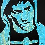 MR.BABES - ''Donnie Darko (Jake Gyllenhaal)'' - Original Pop Art Painting - Movie Portrait
