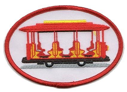 Daniel Tiger's Neighborhood Mister Rogers Trolley Patch 4