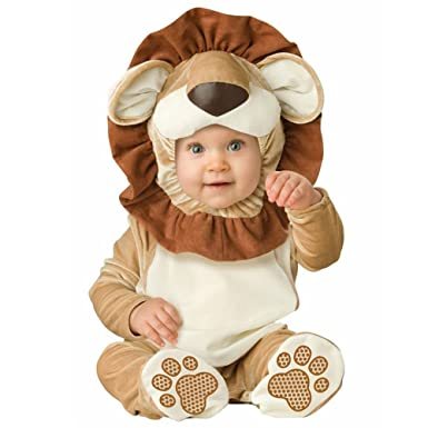 9e6ff2589 Amazon.com: XXOO Toddler Baby Infant Lion Halloween Dress up Outfit Costume:  Clothing