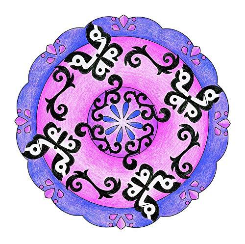Ravensburger 2-In-1 Mandala-Designer Tattoo by Ravensburger (Image #2)