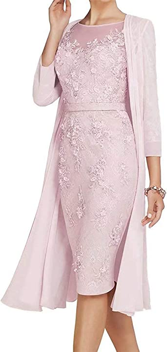 SALE 3//4 SLEEVE MOTHER OF BRIDE GROOM DRESS FORMAL EVENING SPECIAL OCCASION GOWN