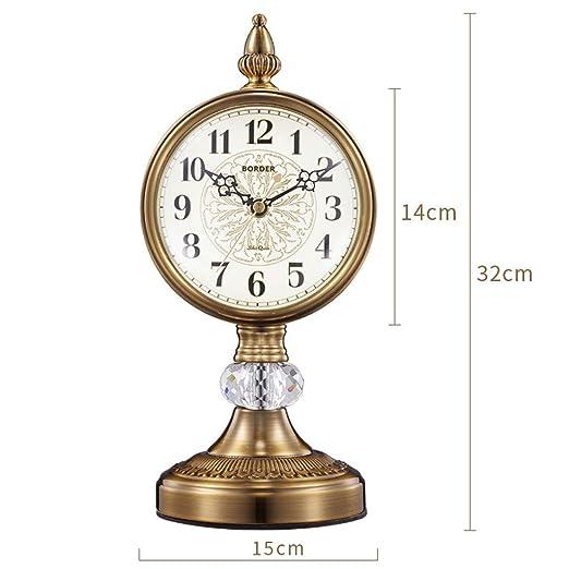 Relojes De Mesa Vintage, Elegante Habitación Creativa Decoración ...