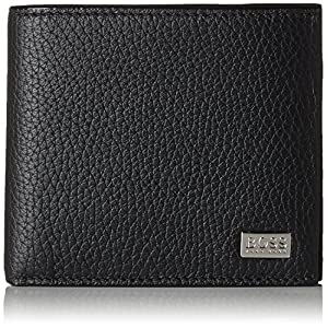 BOSS Men's Crosstown_4 Cc Coin Wallet
