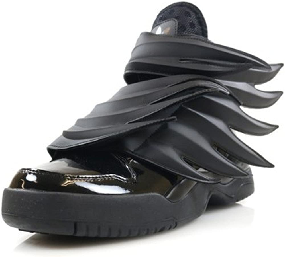 Bermad escanear Alerta  Amazon.com | adidas Jeremy Scott 3.0 Wings Men's Shoes Dark Knight D66468,  5.5 Black | Fashion Sneakers