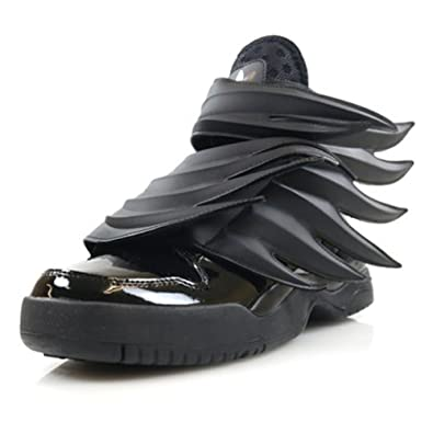Image Unavailable. Image not available for. Color  adidas Jeremy Scott 3.0  Wings Men s Shoes Dark ... 63dea3a404