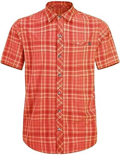 MONTURA MQCG43X - Camisa de helecho para hombre, senderismo ...