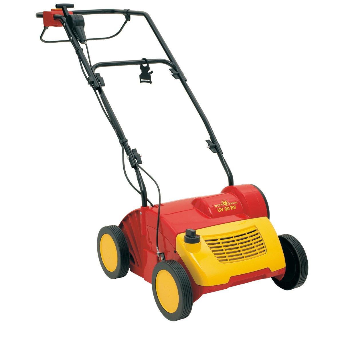 WOLF-Garten 3630680 Elektro-Vertikutierer UV 30 EV, 1100 Watt, Arbeitsbreite 30cm