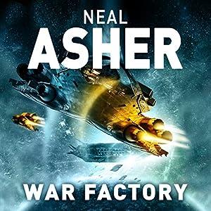 Download audiobook War Factory: Transformation, Book 2