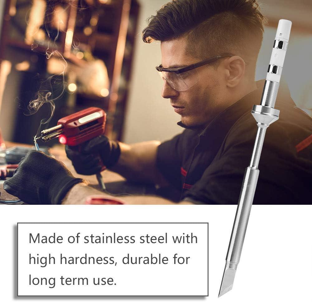 TS100 L/ötkolbenspitzen 1pc TS-I soldering tip TS100 L/ötkolben 7 Typen Mini-Edelstahl-L/ötkolbenspitzen ersetzen