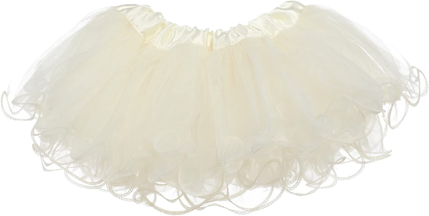 My Lello Baby Tutu Ruffled Scallop Edge Skirt 5-Layer Newborn - 3mo.