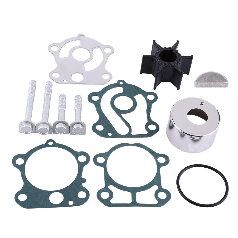 Pump Repair Rebuild Kit,International Water Pump Impeller Repair Kit for Yamaha 60/70/75/80/90hp Outboard Motors