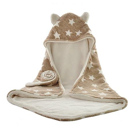 Recién nacido manta bebé de bebé peignoirs capazo capa de baño bolsa ...