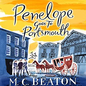 Penelope Goes to Portsmouth Audiobook