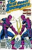: The West Coast Avengers #27 : Star Struck