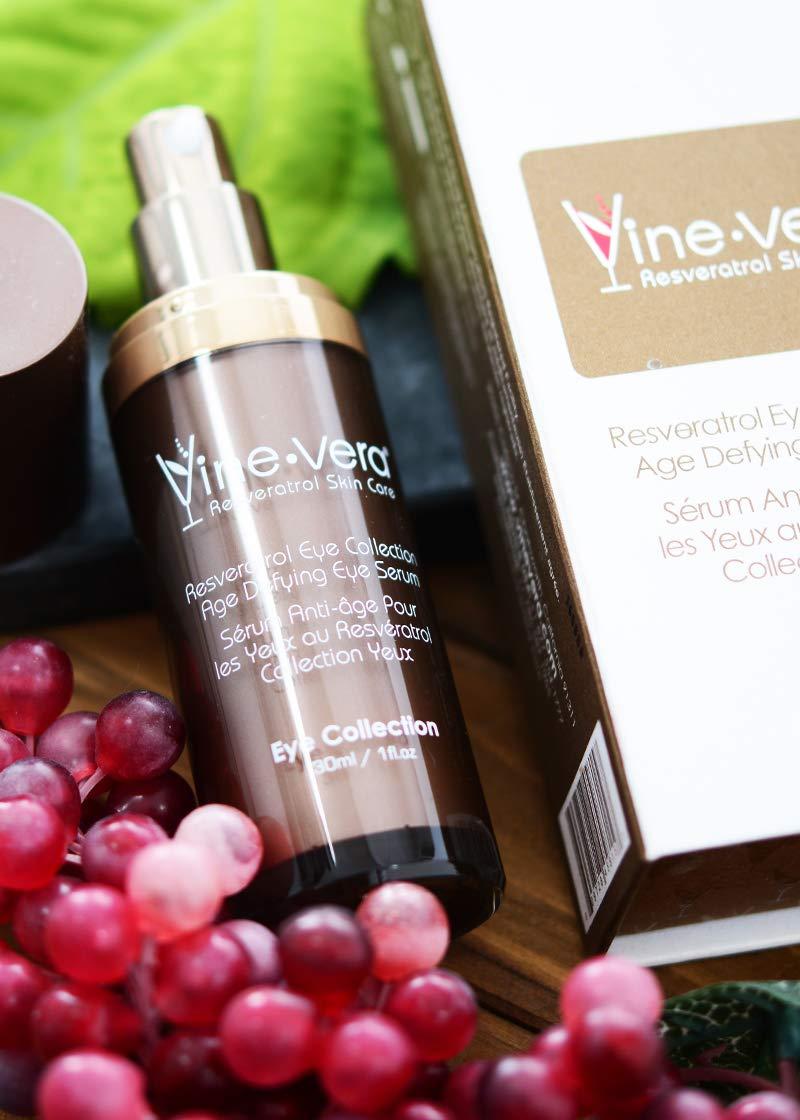 Vine Vera Resveratrol Eye Collection Age Defying Eye Serum Buy