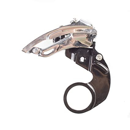 e13aa0aba74 Image Unavailable. Image not available for. Color: M567 E-Type Front  Derailleur 3x8-Speed Bottom Pull Silver